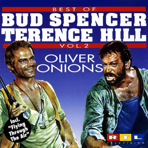 best of bud spencer terence hill vol 2 oliver onions. Black Bedroom Furniture Sets. Home Design Ideas