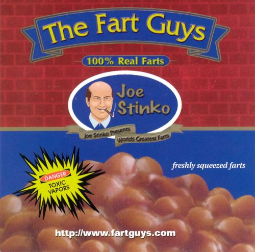 The Fart Guys: 100% Real Farts