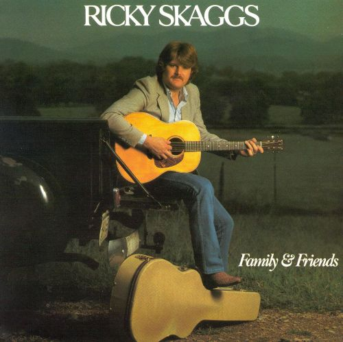 family friends ricky skaggs songs reviews credits allmusic. Black Bedroom Furniture Sets. Home Design Ideas