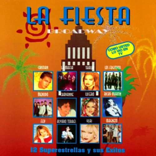 La Fiesta Broadway [Right Touch]