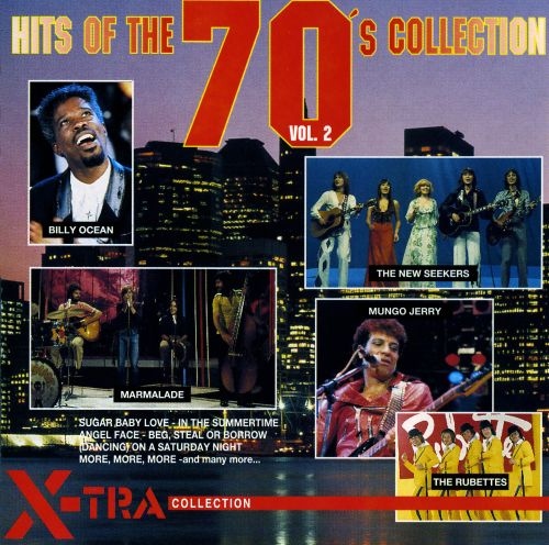 Hits of the 70's Collection, Vol. 2