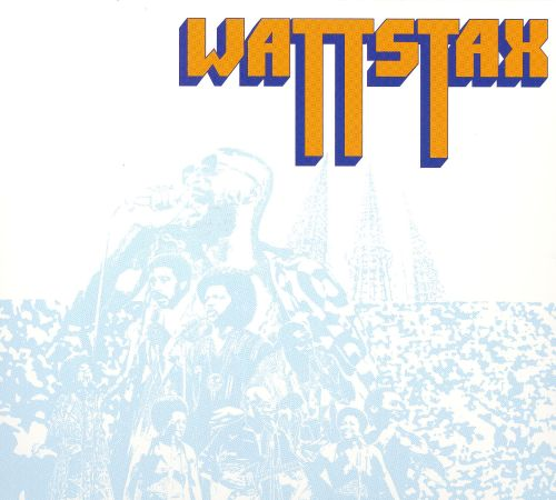 Music from the Wattstax Festival & Film
