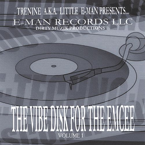 The Vibe Disc for the Emcee