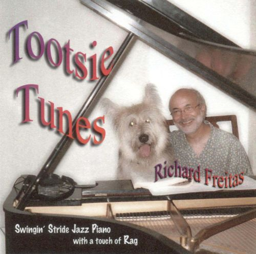 Tootsie Tunes: Swingin' Stride Jazz Piano