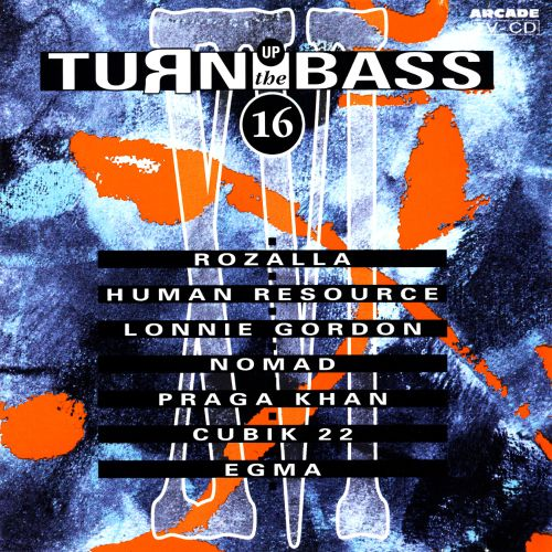 Turn Up the Bass, Vol. 16