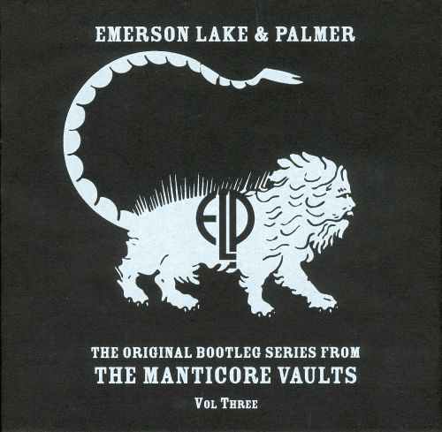 The Original Bootleg Series from the Manticore Vaults, Vol. 3