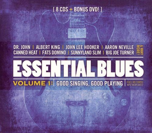 Essential Blues, Vol. 1: Good Singing, Good Playing