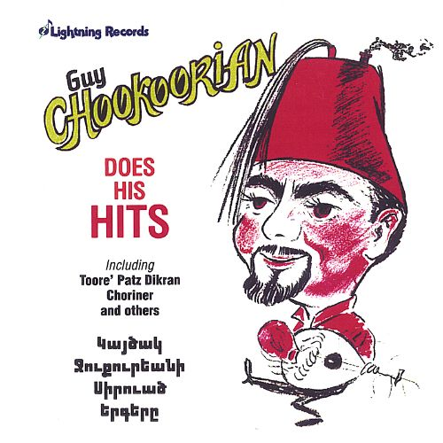 Guy Chookoorian Does His Hits