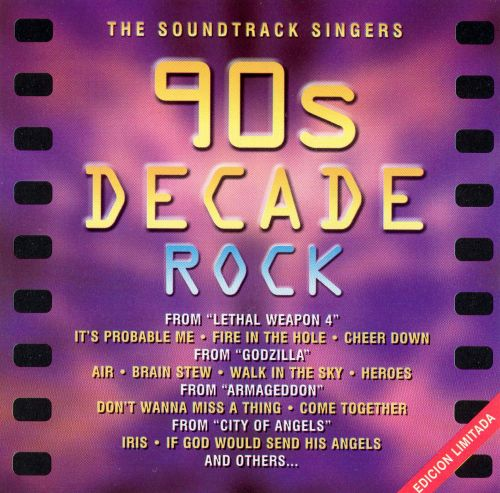 90 39 s decade rock various artists songs reviews credits allmusic. Black Bedroom Furniture Sets. Home Design Ideas