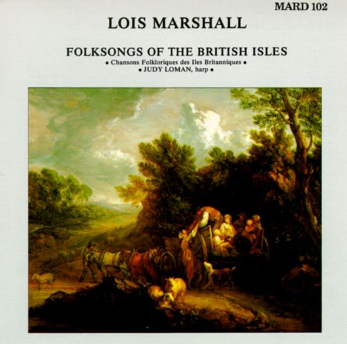 Folksongs of the British Isles