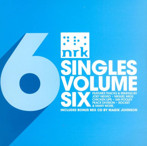 NRK Singles Collection, Vol. 6