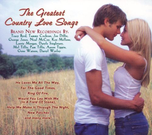 Top 10 country love songs of today