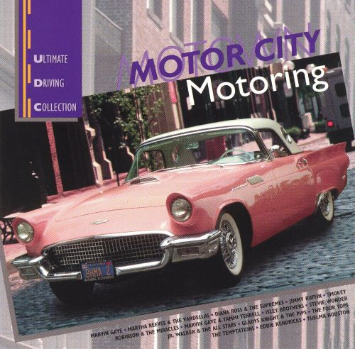 Ultimate Driving Collection: Motor City Motoring