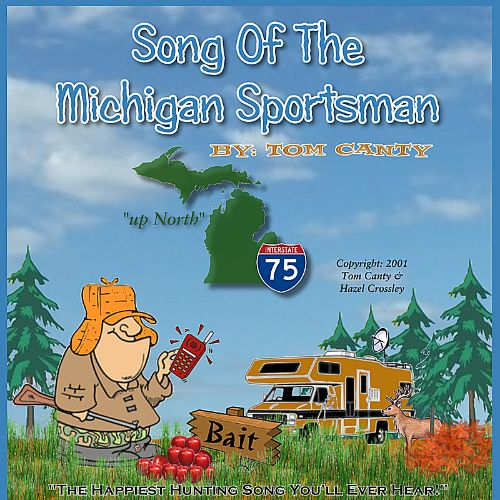 Song of the Michigan Sportsman