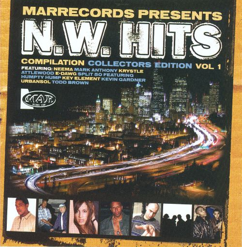 Marrecords Presents: N.W. Hits, Vol. 1