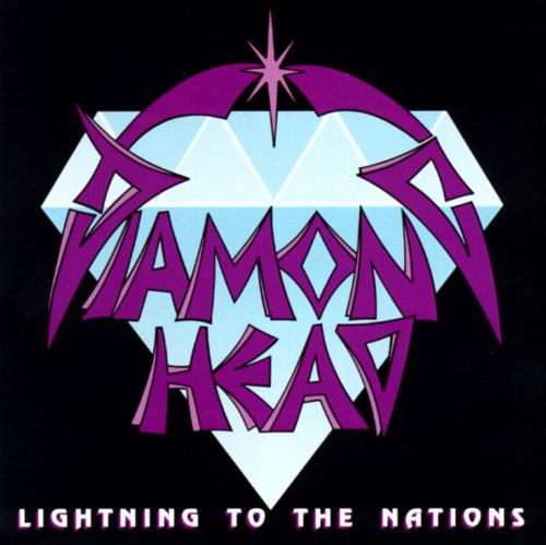 Album Diamond: Lightning To The Nations (The White Album)