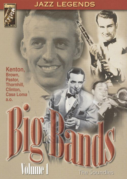 The Big Bands, Vol. 1 [DVD]