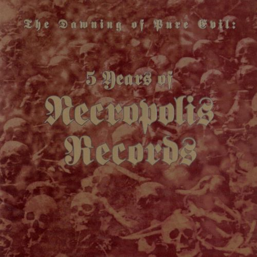 Five Years of Necropolis Records