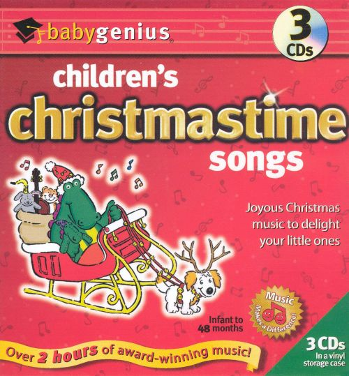 Children's Christmastime Songs [Box]