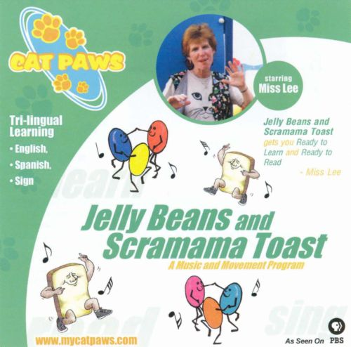 Jelly Beans and Scramama Toast [Video]