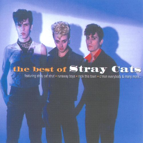 The Best of Stray Cats [Paradiso]