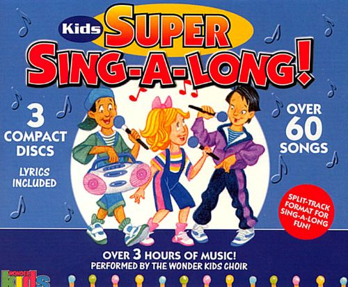 Wonder Kids: Kids Super Sing-A-Long!