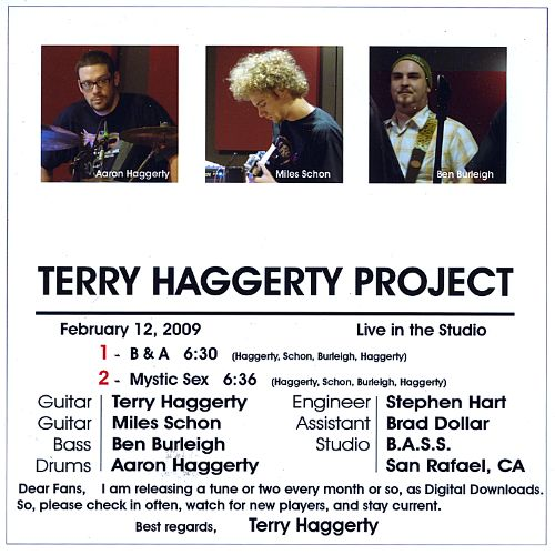 Terry Haggerty Project