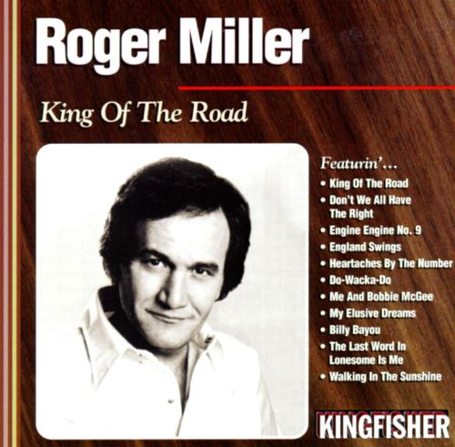 King of the Road [Kingfisher]