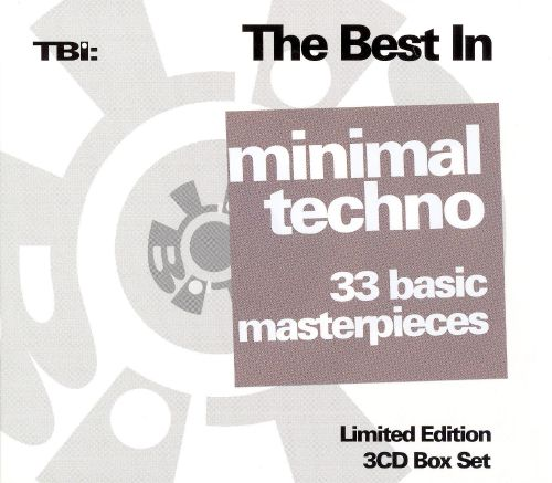 The Best in Minimal Techno