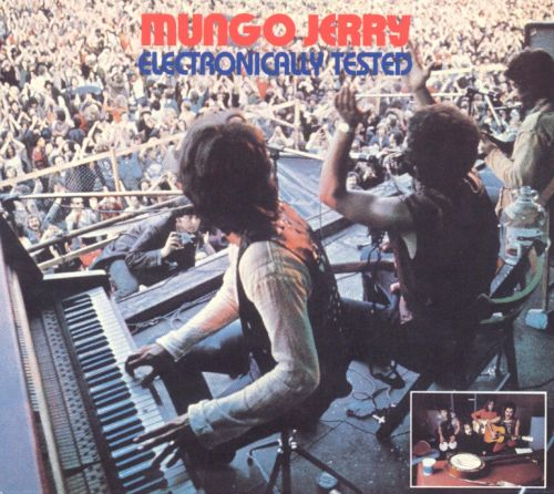 Language In 45 And 47 Stella Street: Electronically Tested - Mungo Jerry