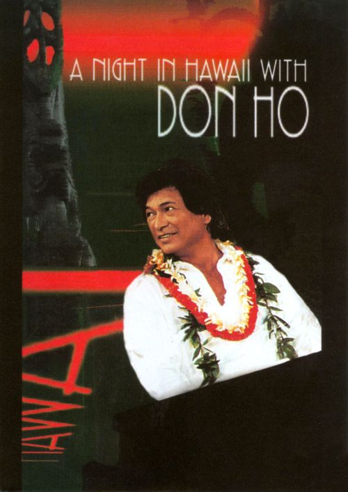 A Night In Hawaii With Don Ho Dvd