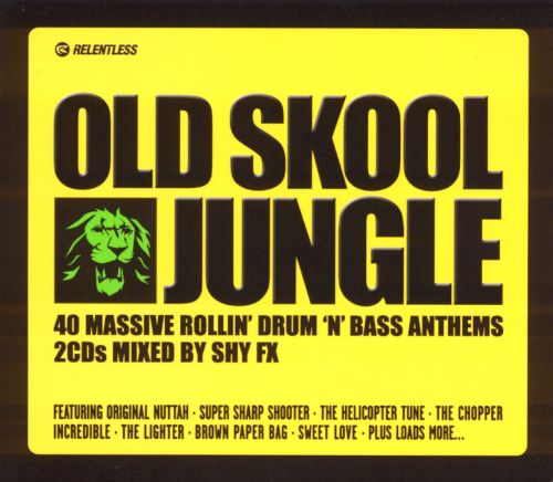 Old Skool Jungle - Various Artists  Songs, Reviews, Credits  Allmusic-2515