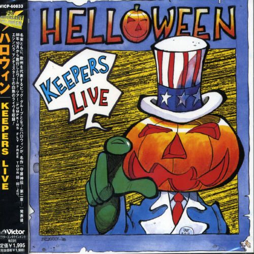Keepers Live - Helloween