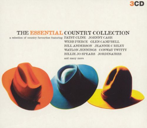 The Essential Country Collection [Emporio]