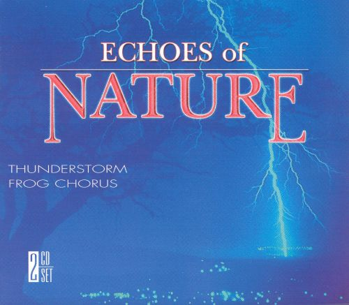 Echoes of Nature: Thunderstorm and Frog Chorus