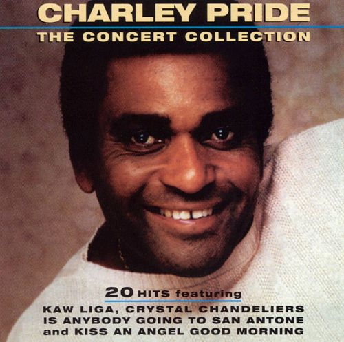 The concert collection charley pride songs reviews credits the concert collection mozeypictures Images
