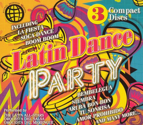 Latin Dance Party [St. Clair #2]