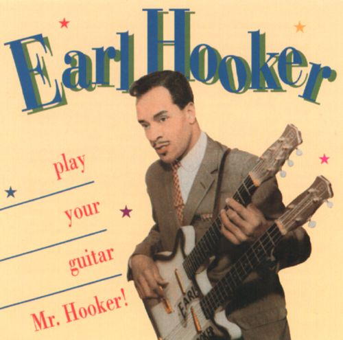 Play Your Guitar Mr. Hooker