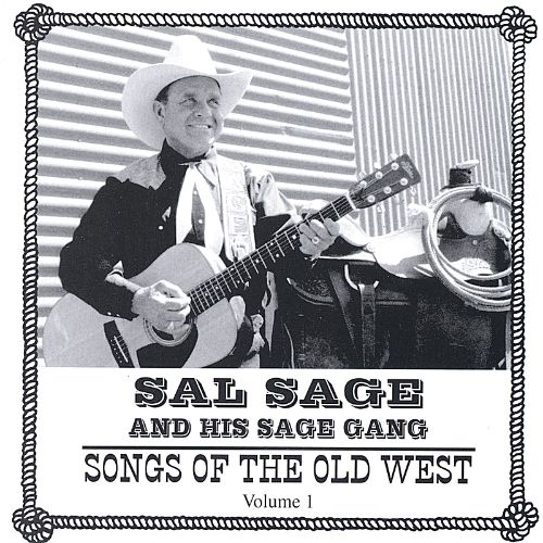 Songs of the Old West, Vol. 1