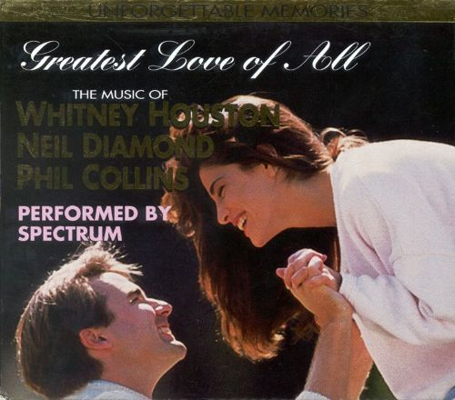Greatest Love of All [Intersound]