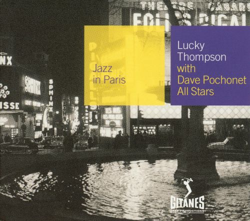 Jazz in Paris: With Dave Pochonet All Stars