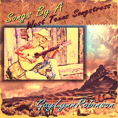 Songs by a West Texas Songstress
