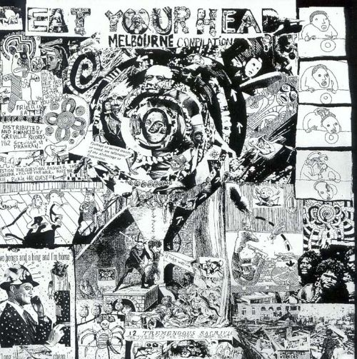 Eat Your Head: 80's Melbourne Punk