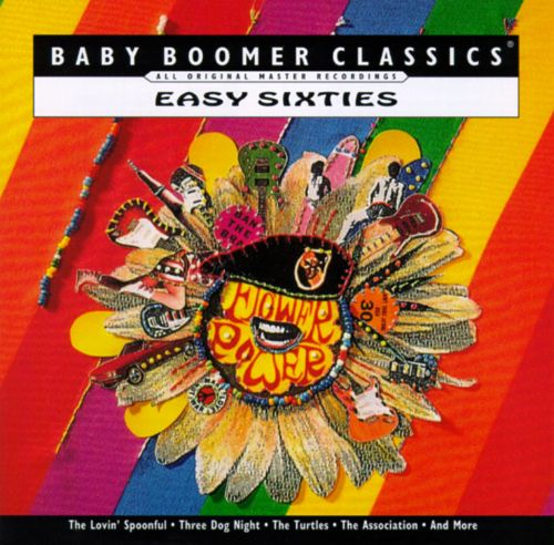 Baby Boomer Classics: More Mellow Sixties