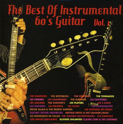 Best of Instrumental 60's Guitar