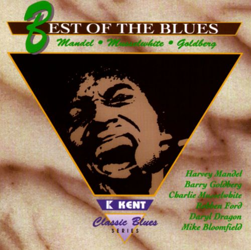 The Best of the Blues [Kent]