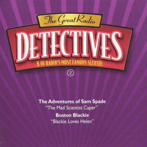 Great Radio Detectives [CD2]