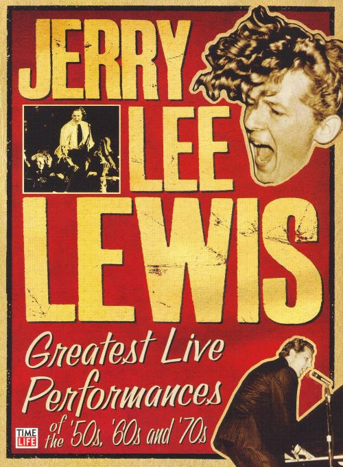 Greatest Live Performances of the 50s, 60s and 70s