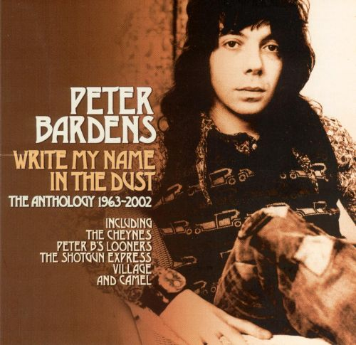 Write My Name in the Dust: Anthology