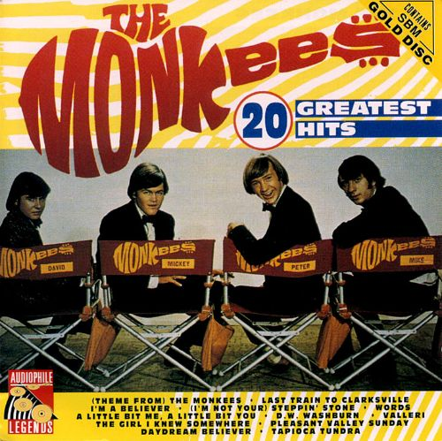 20 Greatest Hits The Monkees Songs Reviews Credits Make Your Own Beautiful  HD Wallpapers, Images Over 1000+ [ralydesign.ml]